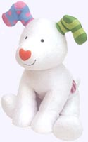 9 in. Snowdog Plush