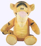 9 in. Disney Tigger Plush Doll