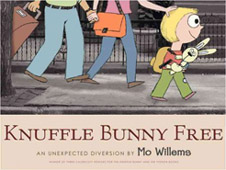 Knuffle Bunny Free Hardcover Picture Book