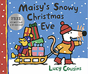 Maisy's Snowy Christmas Eve Hardcover Picture Book