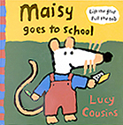 Maisy Goes to School Hardcover Picture Book