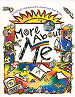 More All About Me A Keepsake Journal for Kids