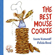 The Best Mouse Cookie Hardcover Picture Book