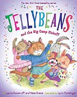 Jellybeans and the Big Camp Kickoff Hardcover Picture Book