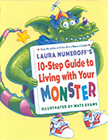 10-Step Guide To Living With Your Monster Hardover Picture Book