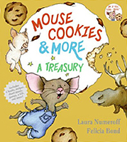 Mouse Cookies & More, A Treasury: Hardcover Picture Book