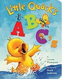 Little Quack ABC Padded Board Book