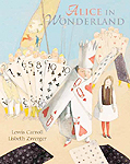 Alice in Wonderland Hardcover Picture Book