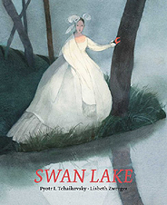 Swan Lake Hardcover Picture Book illustrated by Lisbeth Zwerger