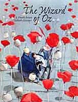 The Wizard of Oz illus. by Lisbeth Zwerger Out-of-Print Hardcover Picture Book