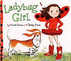 Ladybug Girl Hardcover Picture Book