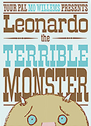 Leonardo the Terrible Monster Hardcover Picture Book