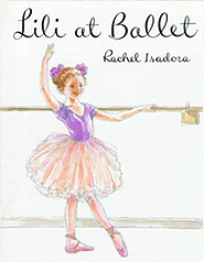 Lili at Ballet Paperback Picture Book