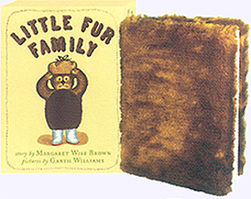 Large Little Fur Family Book
