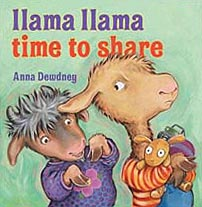 Llama Llama Time to Share Hardcover Book