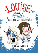 Louise and Andie Hardcover Picture Book