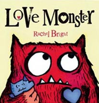 Love Monster Hardcover Picture Storybook