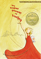 The Higher Power of Lucky Hardcover Picture Book