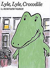 Lyle, Lyle, Crocodile Hardcover Picture Book