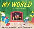 My World Hardcover Picture Book