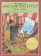The Voyages of Doctor Dolittle Hardcover Picture Book