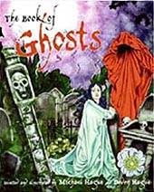 The Book of Ghosts Hardcover Picture Book