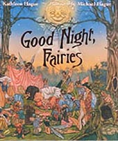 Good Night, Fairies Hardcover Picture Book