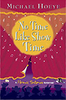 No Time Like Showtime Hardcover Chapter Book