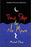 Time Stops for No Mouse Hardcover Chapter Book