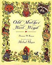 Old Mother West Wind Hardcover Picture Book