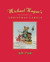 Michael Hague's Christmas Carols Hardcover Picture Book