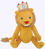 Henry and Leo the Lion Doll