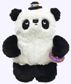 Please Mr. Panda Plush Doll