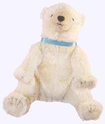 On the Night You Were Born Polar Bear Plush Doll