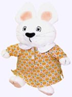 9.5 in. Ruby the Bunny Plush Doll