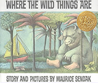 Where The Wild Things Are Hardcover Picture Book