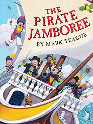 The Pirate Jamboree Hardcover Picture Book