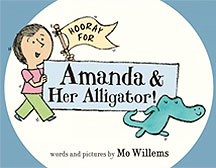 Amanda and Her Alligator Hardcover Picture Book