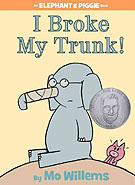 I Broke My Trunk! Hardcover Picture Book