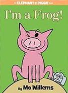 I'm a Frog! Hardcover Picture Book