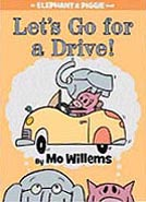 Let's Go for a Drive! Hardcover Picture d Book