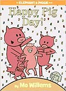 Happy Pig Day! Hardcover Picture Book
