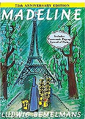 Madeline 75th Anniversary Ed. Hardcover Picture Book