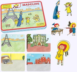 Madeline Magnetic Characters