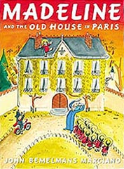 Madeline and the Old House Hardcover Picture Book