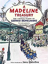 A Madeline Treasury Hardcover Picture Book