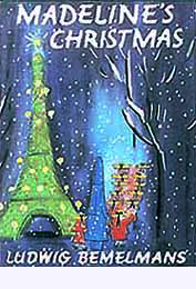 Madeline's Christmas Hardcover Picture Book