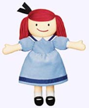 10 in. My Friend Madeline Plush Doll