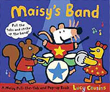 Maisy's Band Hardcover Picture Book