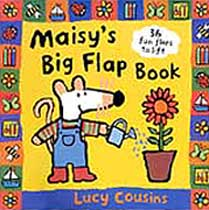 Maisy's Big Flap Book Hardcover Lift the Flap Book